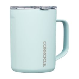 Corkcicle 16oz Coffee Mug - Gloss Powder Blue