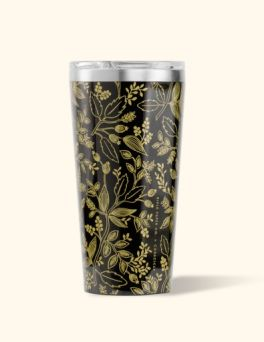 Rifle Paper Co Tumbler - Queen Anne