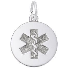 Medical Symbol Charm - Rembrandt