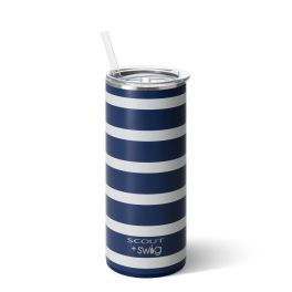 Swig 20oz Tumbler - Nantucket Navy by SCOUT