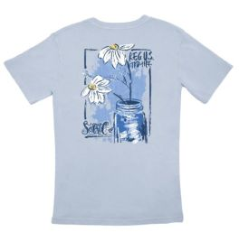 Southern Fried Cotton Oops A Daisy T-Shirt