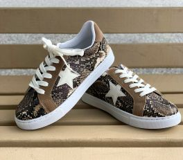 Star Light Star Bright Sneakers - Taupe