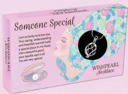 Wish Pearl Necklace - Someone Special