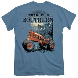 Straight Up Southern Sunshine Tractor T-Shirt - YOUTH