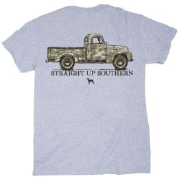 Straight Up Southern Truck T-Shirt - YOUTH