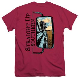Straight Up Southern Mirror Dogs T-Shirt - YOUTH