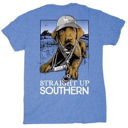 Straight Up Southern Dog with Duck Calls T-Shirt - YOUTH