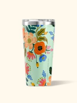 Rifle Paper Co Tumbler - Lively Floral