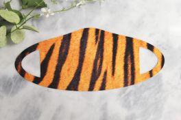 Adult Face Mask - Tiger